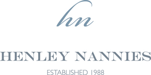 Henley Nannies, Recruitment Household & Nannies, Reading Logo